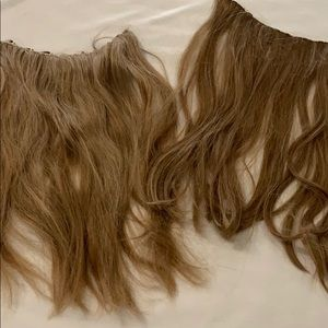 """Accessories - NBR...Natural Beaded Row extensions. 15"""" long."""